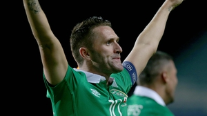 Robbie Keane's final game in green will be against Oman