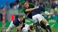 Oosthuizen joins Springbok squad for final test