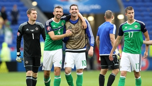 Northern Ireland advanced as one of the best third place sides