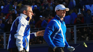 Paul McGinley will now have to plan without Ireland's leading player at the Rio event
