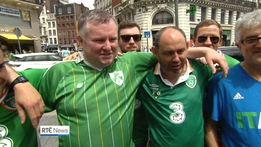 Fan predictions ahead of Italy match