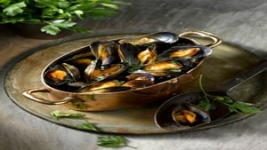 Savoury mussels that are quick to prepare.