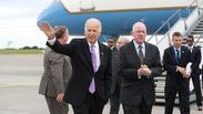 In Pictures: US Vice President Joe Biden's visit