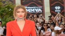 Gigi Hadid at the 2016 iHeartRadio MuchMusic Video Awards in Canada