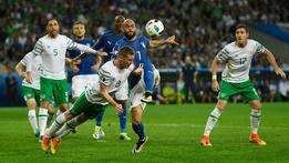 Euro 2016: Italy v Republic of Ireland
