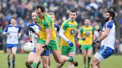 Michael Murphy believes that the younger crop of players coming through can make their mark with the senior team