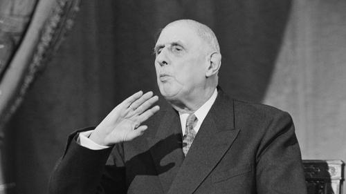 Charles de Gaulle twice rejected British membership of the EEC