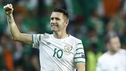 Robbie Keane is named in the 28-man squad for the upcoming internationals