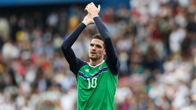 Northern Ireland's Lafferty expects Norwich exit