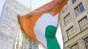 The are thousands of undocumented Irish people living in America
