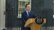 David Cameron will resign as Prime Minister following the outcome of the referendum