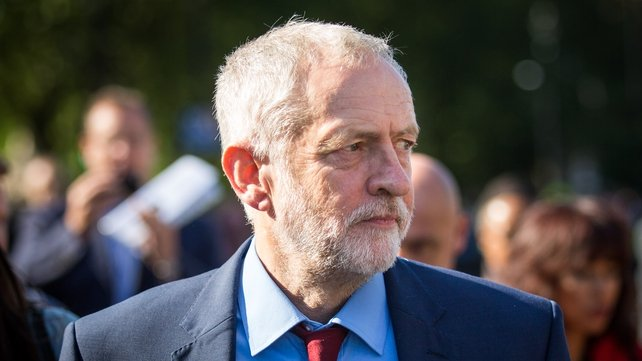 Jeremy Corbyn had joined Conversative Prime Minister David Cameron to campaign for Britain to remain part of the European Union