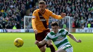Kieran Tierney pledges his future to the Glasgow giants