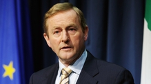 Enda Kenny says the Dáil will be recalled on Monday