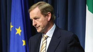Enda Kenny will lay out key priorities at the meeting such as guaranteeing free movement of people between the UK and Ireland - and across the island of Ireland