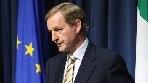 Enda Kenny will lay out key priorities at the meeting such as guaranteeing free movement of people between the UKand Ireland - and across the island of Ireland