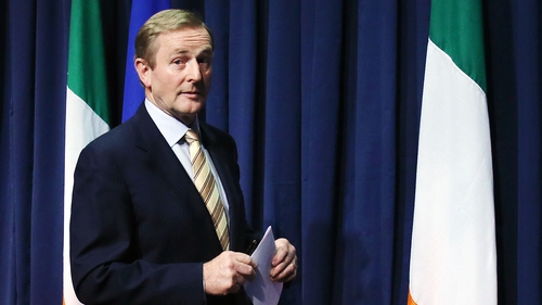 Taoiseach Enda Kenny has said the upcoming Budget will focus on further diversifying Ireland's export markets