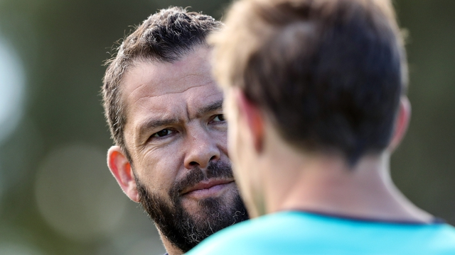Farrell urges Ireland to take series opportunity