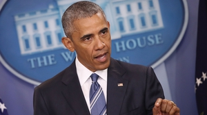 Barack Obama said the US respects the decision of the people of the United Kingdom