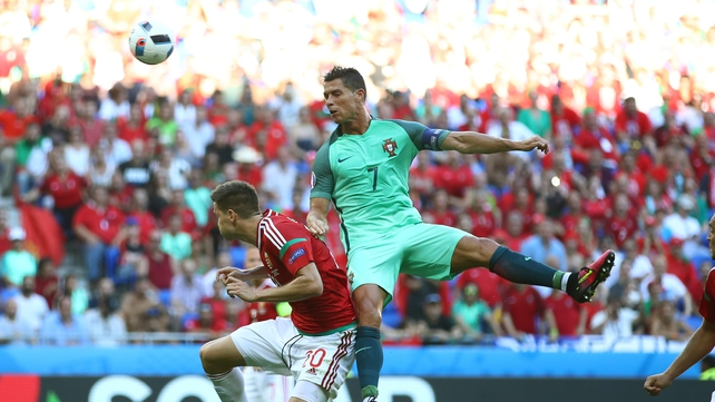 Ronaldo is ready to catch fire, claims Nani