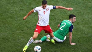 Poland manager Adam Nawalka is unconcerned by Lewandowski's lack of goals