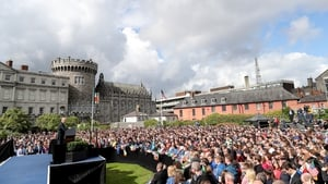 The US would have preferred a Remain vote in the EU referendum, US Vice President Joe Biden told crowds at Dublin Castle today