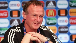 Michael O'Neill wants his team to play with emotion