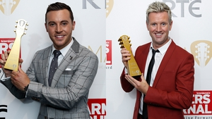 Carter and Denver - Two awards each