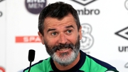 Grit your teeth and get on with it - Roy Keane's French shadow delayed his press conference somewhat