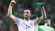 Shane Duffy has won five caps for the Republic of Ireland