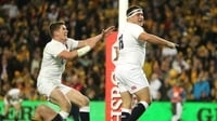 Thrilling win sees England whitewash Wallabies