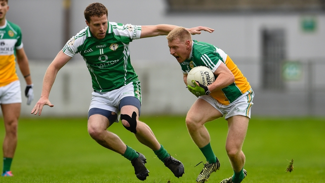 Offaly overcome poor start to see off London