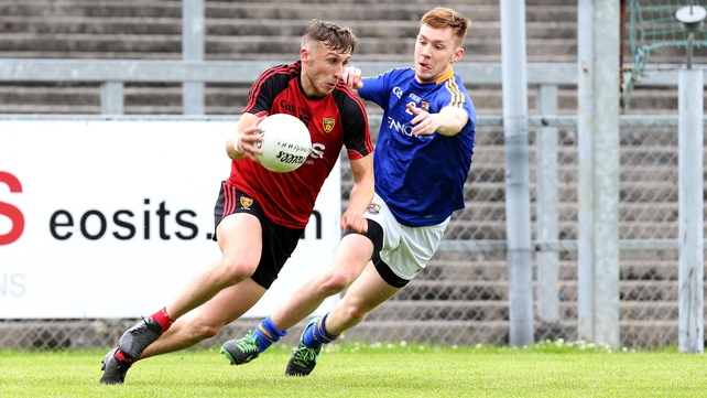 Longford progress after extra-time in Newry
