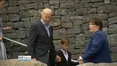 Six One News Web: Joe Biden has visited Newgrange with his family