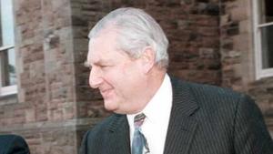 Patrick Mayhew was a key figure in the December 1993 Downing Street Declaration