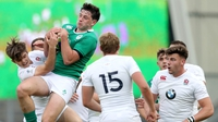 Ruthless England much too good for Irish Under-20s