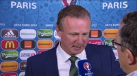 "Euro 2016 Extras: Michael O'Neill - ""We were the better team"""