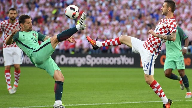 Live: Croatia v Portugal