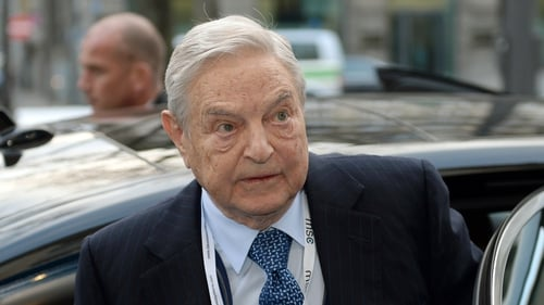 Soros warns US-Europe alliance 'destruction' may cause major crisis
