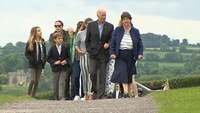 Biden calls for calm in NI after Brexit result