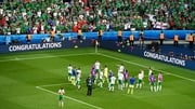 Northern Ireland bid their fans farewell after their Euro 2016 campaign comes to an end