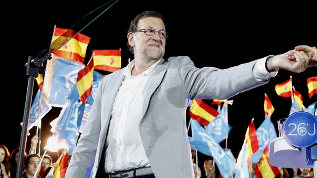 Exit polls: Spain's leftist parties in majority