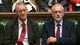 Corbyn faces revolt after Benn cabinet sacking