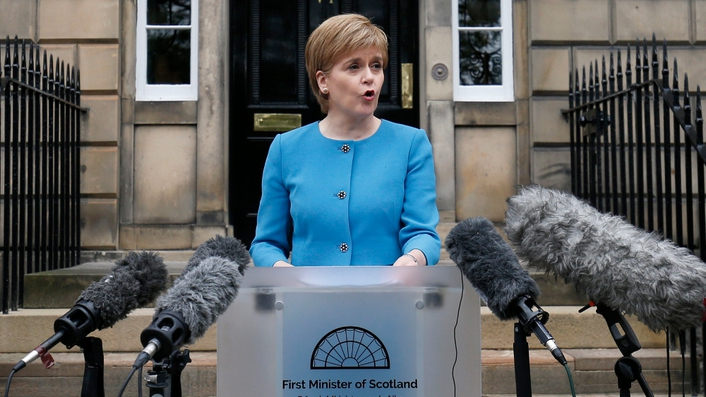 Scotland seeks to remain in EU