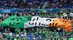 No one gave Ireland much hope against the hosts in the last 16 in Lyon