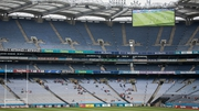 The Ireland vs France game was shown at Croke Park beforehand
