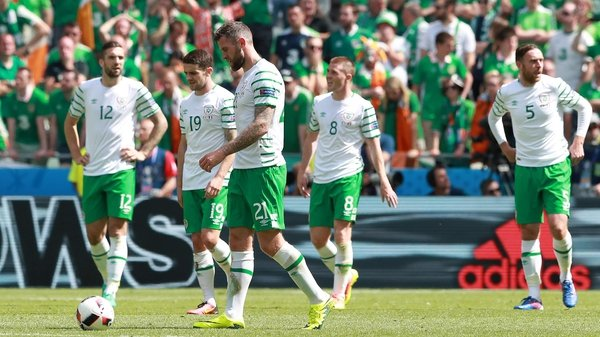 Ireland's Euro 2016 journey came to an end in Lyon on Sunday