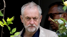 Jeremy Corbyn lost 12 members of his shadow cabinet on Sunday