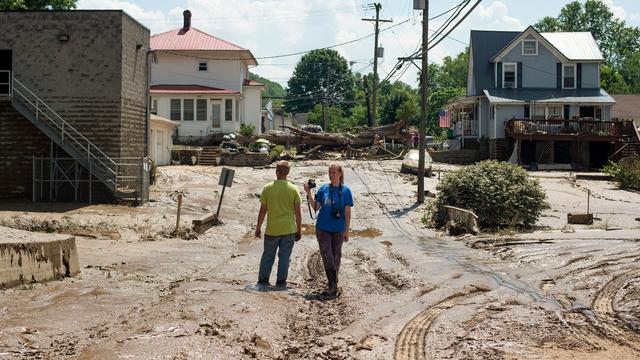 Obama declares disaster over US flooding