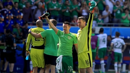 Republic of Ireland's Euro 2016 Journey